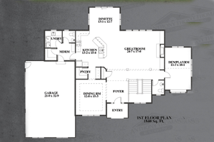 Anthony Thomas Builders Floor Plans